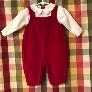 Boutique baby outfit